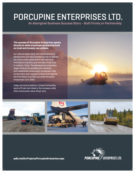 Porcupine Enterprises Ltd. Brochure